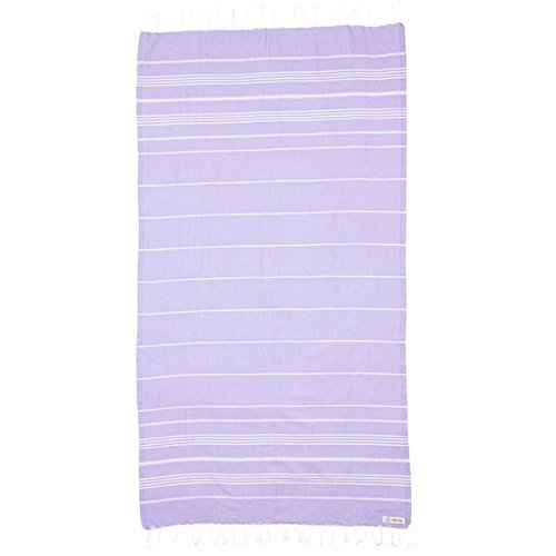 Lilac Blossom Beach Towel Blanket Tapestry Wall Hanging - 100% Turkish Cotton by Sand Cloud - As Seen on Shark - San Fashion Diego Center