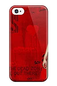 For Iphone 4/4s Protector Case Teresa Palmer In Warm Bodies Phone Cover