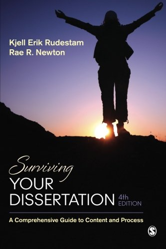 Surviving Your Dissertation: A Comprehensive Guide to Content and Process by imusti