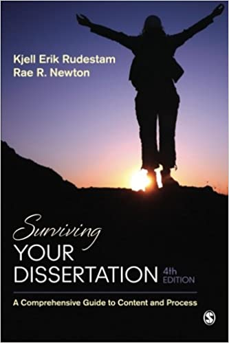 Surviving your dissertation 4th edition