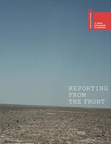 Reporting from the Front: 15th International Architecture Exhibition