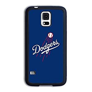 MLB National League Los Angeles Dodgers team logo #3 TPU Samsung Galaxy S5 case protective skin cover