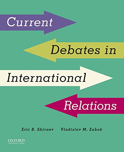 Current Debates in International Relations