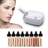 Best  - Aeroblend Airbrush Makeup Personal Starter Kit - Professional Review