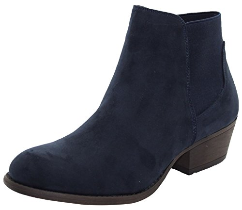 navy Femme Chaussons Shoes Emma By Auckland Montants wYFCqxC