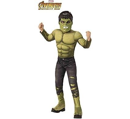 Rubies - Disfraz de Hulk para niño: Amazon.es: Juguetes y juegos