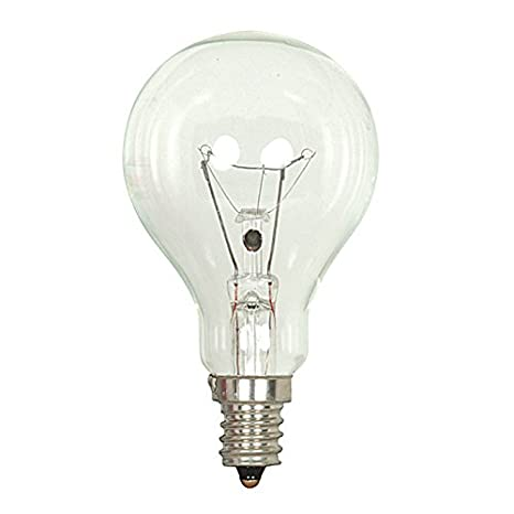 Satco s4160 40 watt candelabra light bulb a15 clear ceiling satco s4160 40 watt candelabra light bulb a15 clear ceiling fan mozeypictures Choice Image