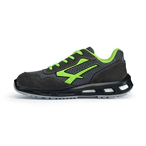 U Rl10174 Src 40 Gris De vert Taille Sécurité S1p Chaussures power ORSxOZ