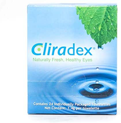 Facial Cleansing Wipes: Cliradex Facial Cleansing Towelettes