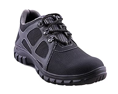 b060b75bff3e Image Unavailable. Image not available for. Colour  Fashion Tree Timberwood  Steel Toe Safety Shoe In Black ...