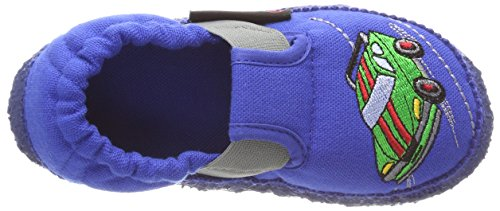 Giesswein Abtswind, Zapatillas de estar Por Casa Para Niños Azul (Königsblau)