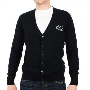 Emporio Armani Gilet EA7 Marine  Amazon.fr  Vêtements et accessoires 379d273b1f1
