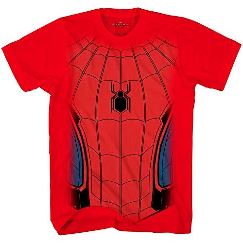 Marvel Spiderman Spider-Man Costume Cosplay Adult