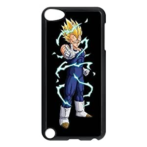 iPod Touch 5 Phone Case Black Vegeta ES7TY7895184