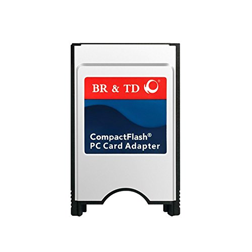 - BR & TD CompactFlash PC Card Adapter