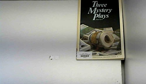 3 Mystery Plays (Longman structural readers)