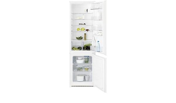 Electrolux ENN12801AW Integrado 277L A+ Blanco nevera y congelador ...