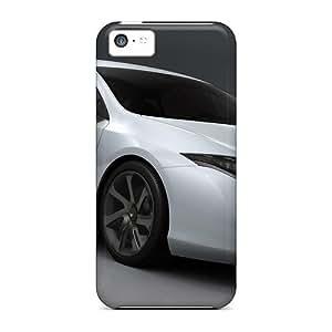 GoldenArea Scratch-free Phone Case For Iphone 5c- Retail Packaging - Renault Laguna