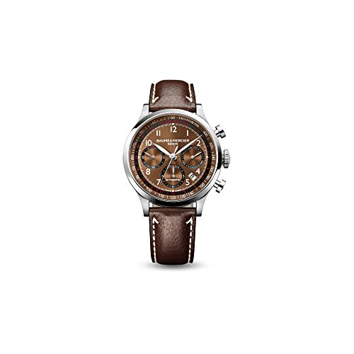 baume-mercier-mens-bmmoa10043-capeland-analog-display-swiss-automatic-brown-watch
