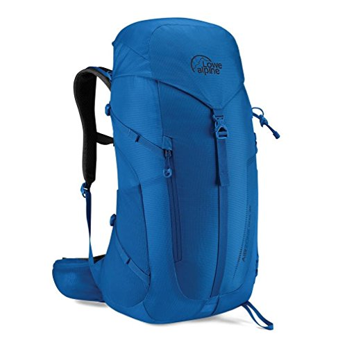 (Lowe Alpine AirZone Trail 35 Backpack - Marine)