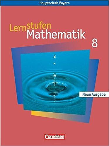 Lernstufen Mathematik 8