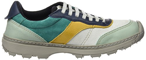 ART 1041 Memphis Link, Zapatos de Cordones Derby Unisex Adulto Verde (Multi Eton)