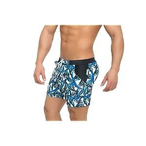 Taddlee Basic Men Swimwear Swimsuits Swim Boxer Trunks Surf Boardshorts XXL Size (M)