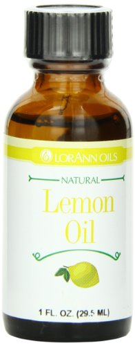 LorAnn Oils Lemon, 1 Ounce 0020 Oil