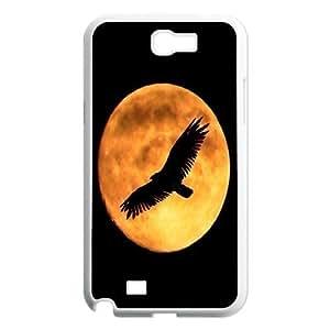 Yo-Lin case IKAI0446826Cute Eagle For Samsung Galaxy Note 2 Case