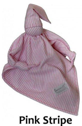 Snoedel NICU Newborn Preemie Baby Sleeping Bonding Aid Snuggle Blanket (Pink Stripe) by Snoedel