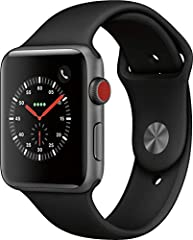 Answer a call from your surfboard. Ask Siri to send a message. Stream your favorite songs on your run.¹ and do it all while leaving your phone behind. Introducing Apple Watch Series 3 with cellular. Now you have the freedom to go with just yo...