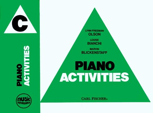 Olson Music Pathways - O5111 - Piano Activities - C