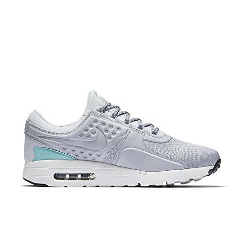 the best attitude 038d7 bb5a3 Galleon - Nike Air Max Zero Premium Sneaker Current Collection (Pure  Platinum, 9.5)