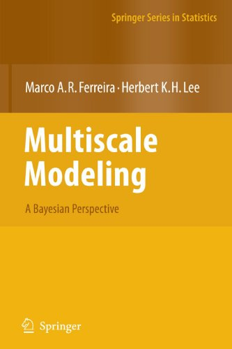 Multiscale Modeling: A Bayesian Perspective (Springer Series in Statistics) by Ferreira Marco A R Lee Herbert K H