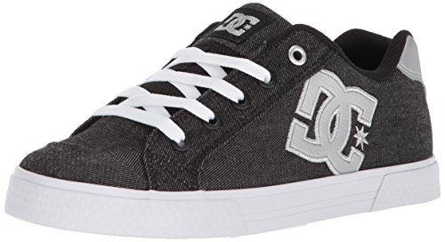DC Women's Chelsea TX SE Sneaker Black/Anthracite