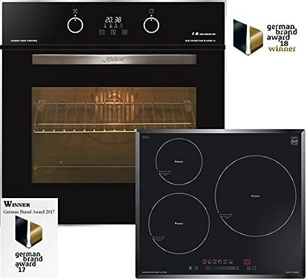 Kaiser Autarkes - Set de cocina para inducción con horno de ...