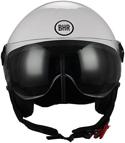 Bhr Motorrad Helm Demi Jet Line One 801 Auto