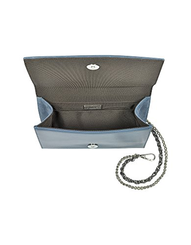 Rodo Pochette Donna B8268013 Pelle Blu