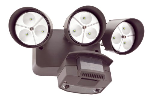 Lithonia Lighting 3 Head Led Floodlight