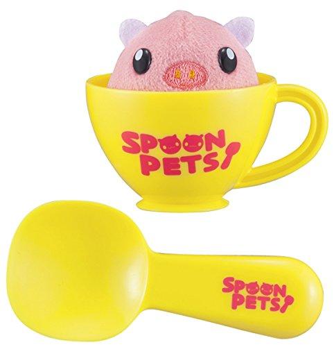 Sega SPOON PETS pig