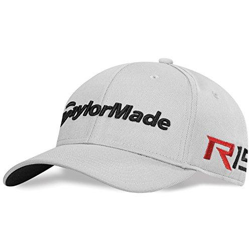 New 2015 Taylormade Golf Tour Radar R15 Adjustable Hat/Cap COLOR: Grey