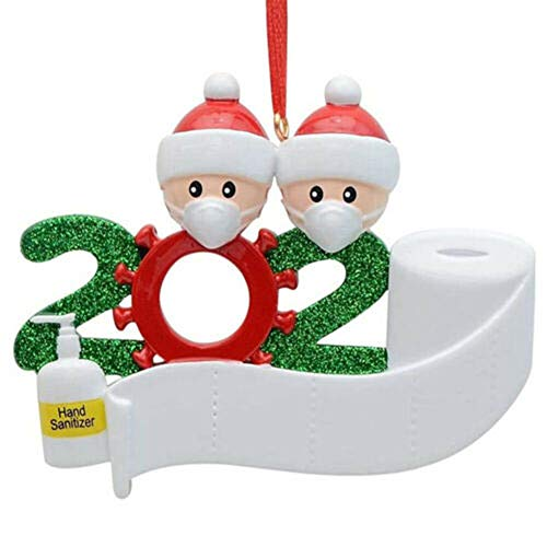 Cute Christmas Ornament; Marker NOT Included!