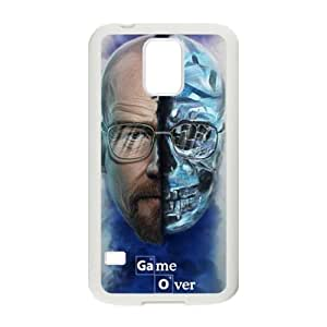 Warm-Dog Game Over Design Personalized Fashion High Quality Phone Case For Samsung Galaxy S5