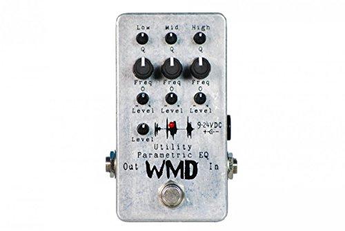 WMD Utility Parametric EQ Equalizer - Parametric Eq Equalizer