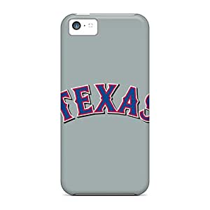 Iphone High Quality Tpu Case/ Baseball Texas Rangers 4 EeN689qfqd Case Cover For Iphone 5c