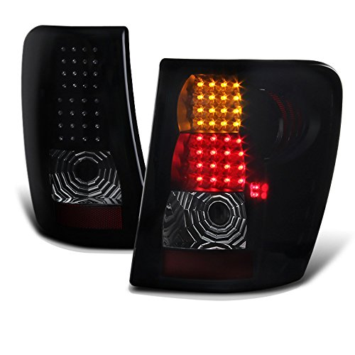 Grand Cherokee Led Tail Lights