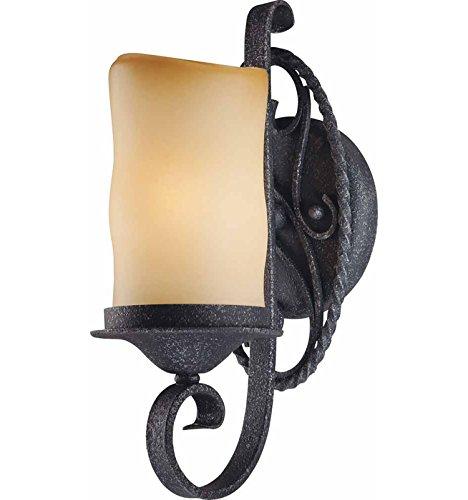 Iron Bathroom Lamp - 8