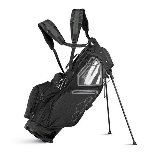 Sun Mountain 2018 5.5 LS Stand/Carry Golf Bag - Black