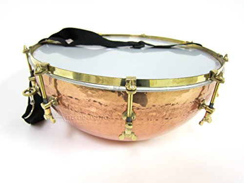 banjira Bolt Tuned Copper Tasha Kettledrum 14