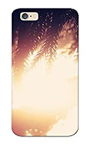 Eatcooment Case Cover Sunlit Fir Branches/ Fashionable Case For Iphone 6